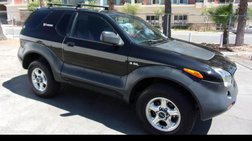 1999 Isuzu VehiCross Base