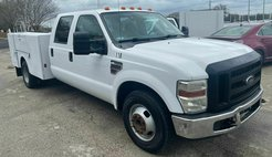 2008 Ford F-350 4X2 4dr Crew Cab 176.2 in. WB