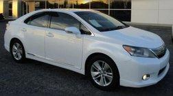 2012 Lexus HS 250h Premium