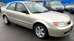 2002 Mazda Protege 4dr Sdn LX Auto
