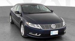 2013 Volkswagen CC Sport Sedan 4D