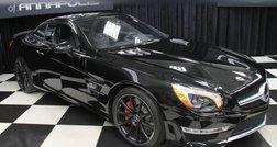 2014 Mercedes-Benz SL-Class SL 63 AMG