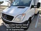2011 Mercedes-Benz Sprinter 3500 170 WB