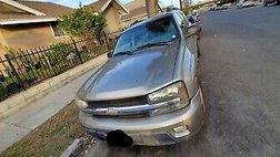 2002 Chevrolet TrailBlazer EXT LT