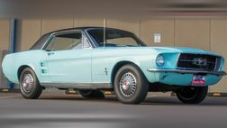 1967 Ford Mustang Coupe Frost Turquoise | 289 V8 | Automatic