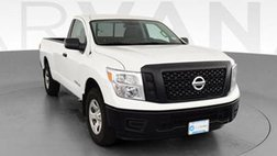 2017 Nissan  S Pickup 2D 8 ft