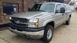 2003 Chevrolet Silverado 1500HD HD LT Crew Cab 4WD