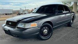 2008 Ford Crown Victoria Police Interceptor