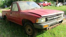 1991 Toyota Pickup Base