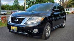 2013 Nissan Pathfinder SL