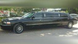 2008 Lincoln Town Car Executive