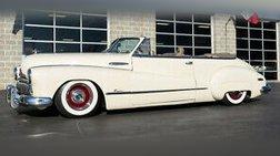 1948 Buick Roadmaster Super Convertible Resto Mod