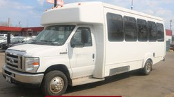 2015 Ford E-Series Chassis E 450 SD 2dr Commercial/Cutaway/Chassis 158 176 in. WB