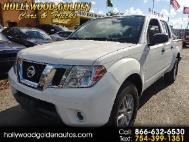 2016 Nissan Frontier S Crew Cab 5AT 2WD