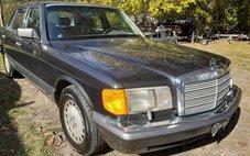 1990 Mercedes-Benz 350-Class 350 SDL