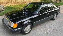 1992 Mercedes-Benz 300-Class 300 E 2.6