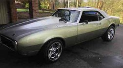 1968 Pontiac Firebird chrome