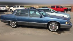 1989 Cadillac Fleetwood Base