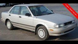 1992 Nissan Sentra E