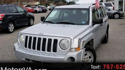 2007 Jeep Patriot Sport