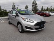 2015 Ford Fiesta S