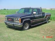 1989 GMC  Ext. Cab  6.5-ft. Bed 2WD