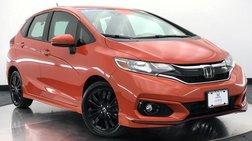 2018 Honda Fit Sport w/Honda Sensing
