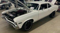 1970 Chevrolet Nova SS Complete Rebuild