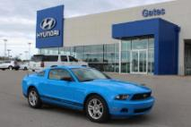 2011 Ford Mustang 2dr Cpe V6