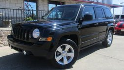 2014 Jeep Patriot Altitude