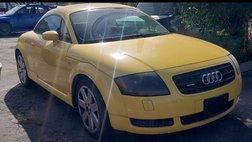 2004 Audi TT 225hp quattro