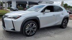 2019 Lexus UX 200 Luxury
