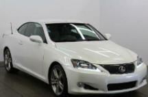 2012 Lexus IS 250C Base