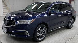 2017 Acura MDX SH-AWD w/Advance w/RES