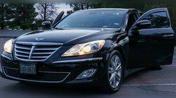 2013 Hyundai Genesis 3.8L