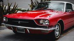 1966 Ford Thunderbird White Original - CLEAN