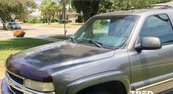 2002 Chevrolet Suburban Commercial