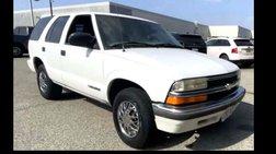 1999 Chevrolet Blazer 4dr