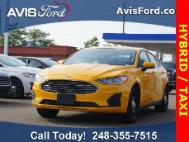 2019 Ford Fusion Taxi
