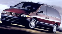 2000 Plymouth Grand Voyager SE