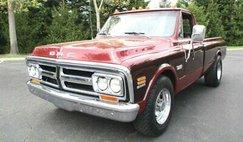 1970 GMC Sierra 2500 Custom