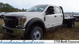 2019 Ford Super Duty F-450 F450 4X2 CRW CC