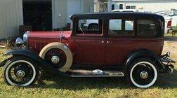 1931 Chevrolet 1931 CHEVROLET 4-DOOR SEDAN AE INDEPENDENCE