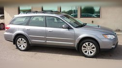2008 Subaru Outback XT Limited turbo