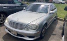 2005 Mercedes-Benz S-Class S 600