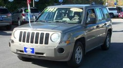 2008 Jeep Patriot Sport