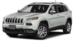 2015 Jeep Cherokee Latitude Altitude