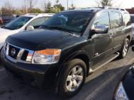 2009 Nissan Armada LE