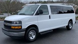 2019 Chevrolet Express LT 3500