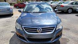 2009 Volkswagen CC Luxury